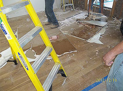 Torrey Pines Flood Repairs